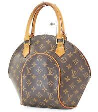 Authentic LOUIS VUITTON Ellipse PM Monogram Hand Bag Purse #36731