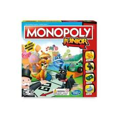 Monopoly Junior Traditional Family Board Game Childrens Young Edition Kids Gift