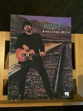Bob Seger greatest hits partition chant piano accords songbook Hal Léonard