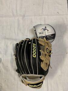 New (w/ Defects) Wilson A2000 RH 1786 Baseball Glove, 11.5