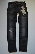 * 419 Nuovo Donna Anca Pantaloni TOMMY HILFIGER VICTORIA Jeans LG w25/l32 // 2. scelta