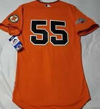 Authentic MAJESTIC, 60 4XL, San Francisco Giants, TIM LINCECUM COOL BASE JERSEY