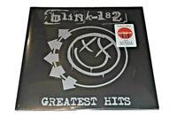 Blink 182 - Greatest Hits Vinyl LP GEFFEN - SEALED Colored Vinyl DOUBLE Record