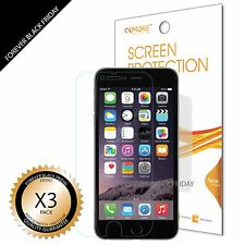 "3X iPhone 6 Plus 5.5"" Screen Protector Anti-Scratch HD Clear Cover Guard Shield"