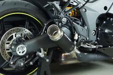 BODIS Sportauspuff Schalldämpfer GPC-RSII Kawasaki Z1000 & Z1000SX mit ABE
