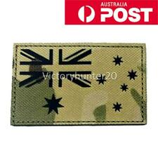 Australian Flag Patch Badge Embroidered Hook and Loop — IR Tactical Military AA