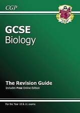 GCSE Biology Revision Guide (with Online Edition) (A*-G Course) by CGP Books...