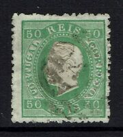Portugal - SC# 42 - Used (Emossing Tears) - Perf 12.5 - 043017