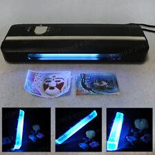 254nm Short Wave Phosphorescence Detection UV Light Handheld Ultraviolet Lamp