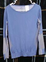 Nike Running Dri Fit Womens Purple Long Sleeve Athletic Shirt sz S FREE SHIPPING
