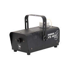 Equinox VS400 Smoke Machine MKII (includes fluid and remote)