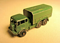 Vintage MATCHBOX LESNEY ARMY NO.62 GENERAL SERVICE LORRY Unrestored Original