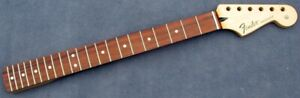New Fender Standard Series Stratocaster Neck with Pau Ferro Fingerboard