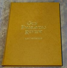 Gun Engraving Review: E. C. Prudhomme - Firearm Artwork, Illustrated, SIGNED