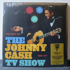 JOHNNY CASH 'Best Of The Johnny Cash TV Show' RSD Ltd Vinyl LP NEW/SEALED