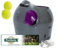 PetSafe Automatic Ball Launcher with 2 Tennis Balls PTY00-14665 AC & DC Power