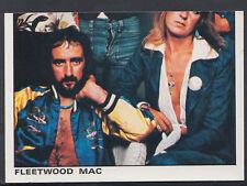 Panini 1980 Rock & Pop Collection - Sticker No 34 - Fleetwood Mac (S251)