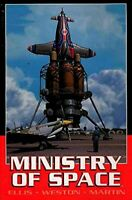 Ministry of Space GN Warren Ellis Chris Weston Laura Martin Image TPB New NM