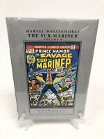 Sub Mariner Volume 8 Collects #61-72 Marvel Masterworks HC Hard Cover New Sealed