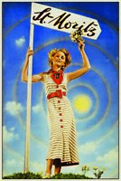 Unidad Moritz Mujer con Flores Letrero de Metal Arqueado Tin Sign 20 X 30CM