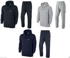 Nike Cotton Blend Fleece Tracksuits for Men