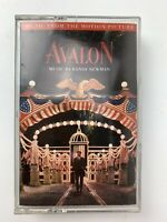Avalon Soundtrack Randy Newman (Cassette)