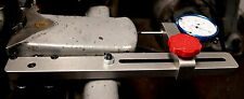 """9"""" SOUTH BEND LATHE X AXIS CROSS SLIDE AGD DIAL INDICATOR MOUNT DIGITAL READOUT"""