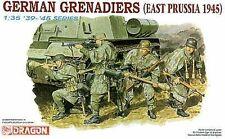 """Dragon 1/35 #6057 German Grenadiers """"East Prussia 1945"""""""