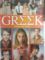 Greek TV Series Season 1 Chapter One BRAND NEW 3-DISC DVD SET