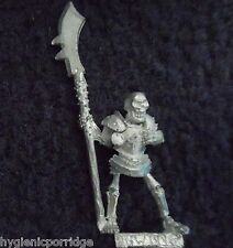 1996 Undead Armoured Skeleton Spear 5 Citadel Warhammer Army Warrior Tomb Kings