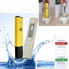 Digital Medidor de pH / TDS LCD Probador Bolígrafo / Papel ACUARIO PISCINA