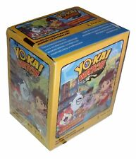 Yo-Kai Watch New Amici Box 50 Packs Stickers panini