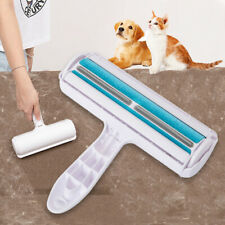 More details for pet hair remover sofa clothes lint cleaning brush reusable dog cat fur roller