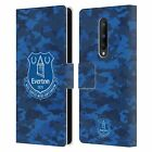 OFFICIAL EVERTON FOOTBALL CLUB CREST LEATHER BOOK CASE FOR BLACKBERRY ONEPLUS