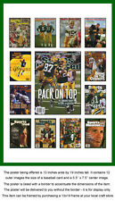 Green Bay Packers Sports Illustrated Cover Collection Poster