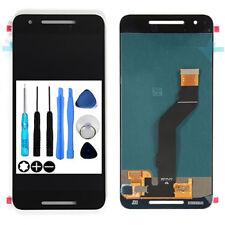 Für Huawei Google Nexus 6P LCD Display Glas Scheibe Bildschirm Front Schwarz