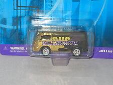 Johnny Lightning Y2K Millennium Bus Diecast Car Volkswagen