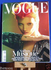 ▬►Vogue 923 (12-2011) Kate Moss_Lou Reed_Etienne Daho_ Fashion Haute Couture