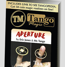 Aperture (Gimmick and Online Instructions) by Eric Jones & Tango Magic -Save $9!