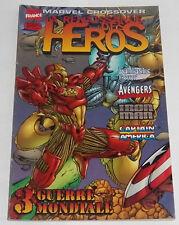 Marvel crossover # 12 [3e Guerre Mondiale] VF Marvel France 1999