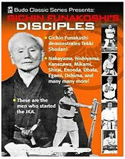 Gichin Funakoshi's Disciples These are the men who started the JKA