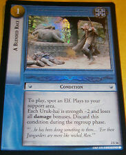 LOTR TCG MOM UNCOMMON FOIL CARD - 2U16 A BLENDED RACE