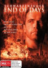 End Of Days (DVD, 2013)