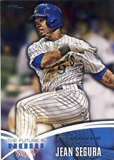(25) 2014 Topps Mini JEAN SEGURA Future Is Now Insert LOT Brewers #6