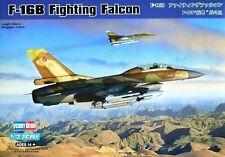 Hobbyboss 1:72 F-16B Fighting Falcon Aircraft Model Kit