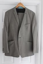 Burton Beige 2 Piece Suit - Mint Condition