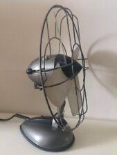 Vintage cast iron desk fan ERRES 1960's - Vintage Fan - Industrial home decor