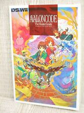 AVALON CODE Master Guide DS Book MW67*