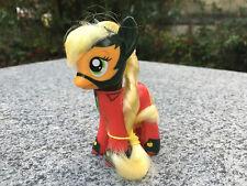 "My Little Pony MLP Power Ponies 3"" Figure Applejack New Loose"
