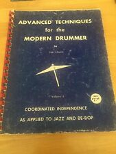 Advanced Techniques fo the Modern Drummer by Jim Chapin Vol. 1